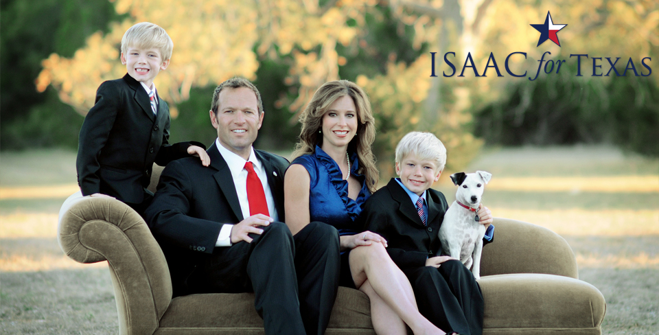 Jason Isaac for Texas State Representative